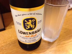 ビール(小瓶)レーベンブロイ