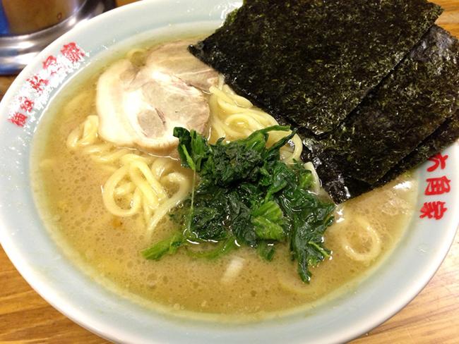 六角家 六角橋本店(東白楽)