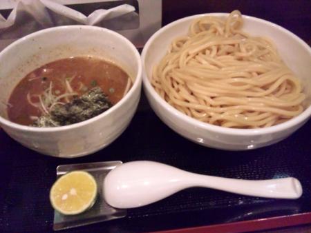 自家製麺つけそば 九六(和泉多摩川)