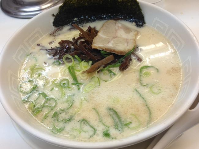 博多天神新橋2号店 ラーメン
